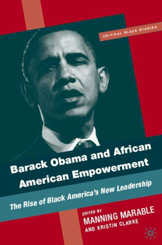 Barack Obama and African American Empowerment