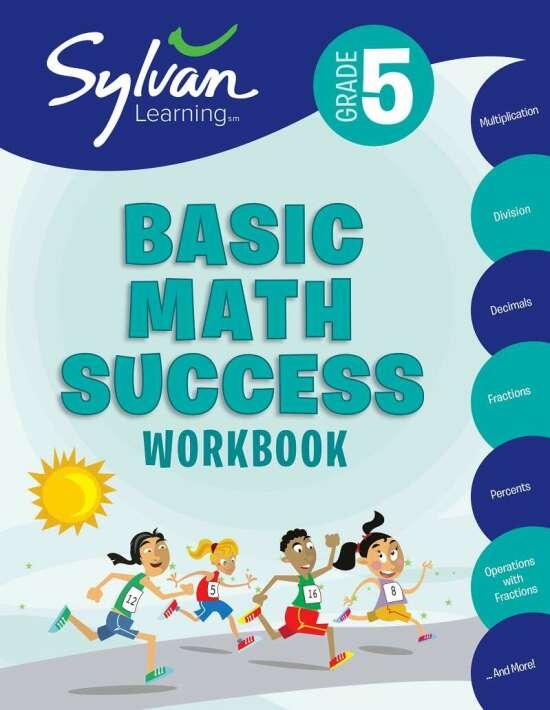 5th Grade Basic Math Success Workbook