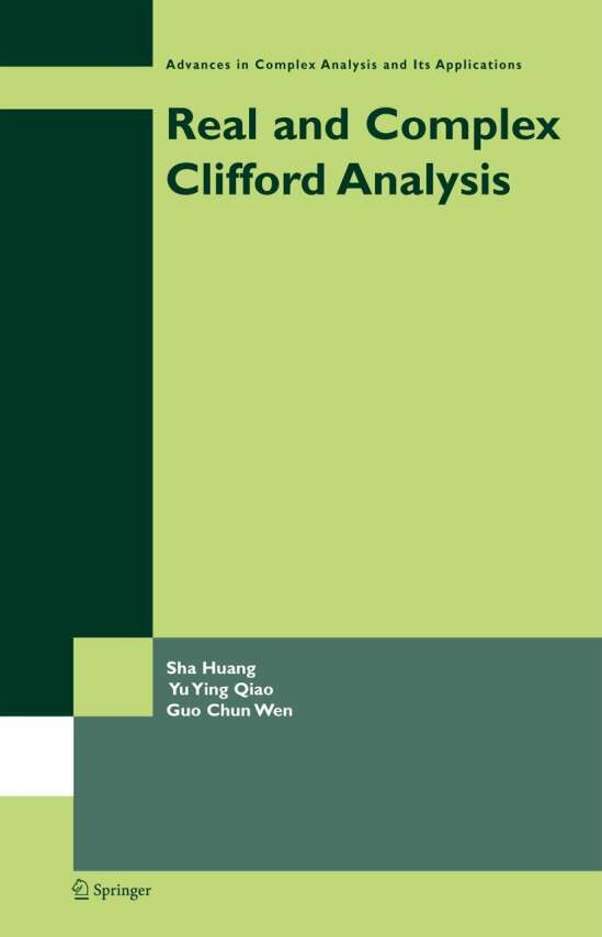 Real and Complex Clifford Analysis