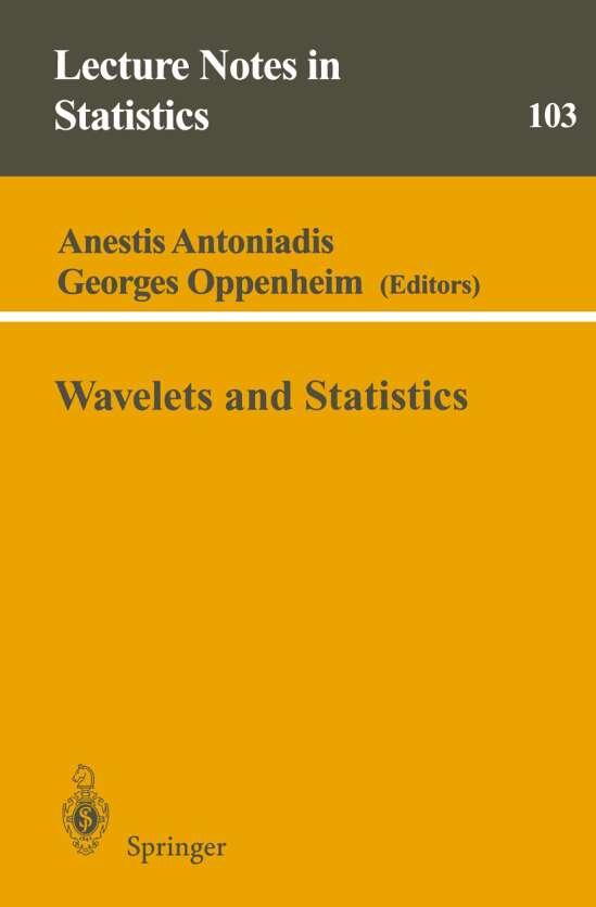 Wavelets and Statistics