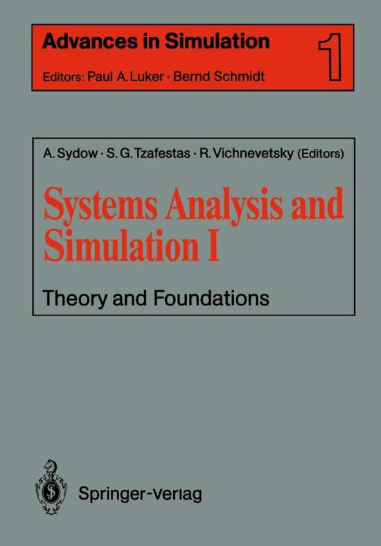 Systems Analysis and Simulation I