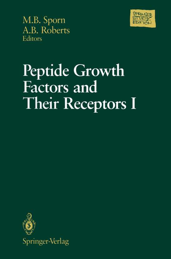 Peptide Growth Factors and Their Receptors I