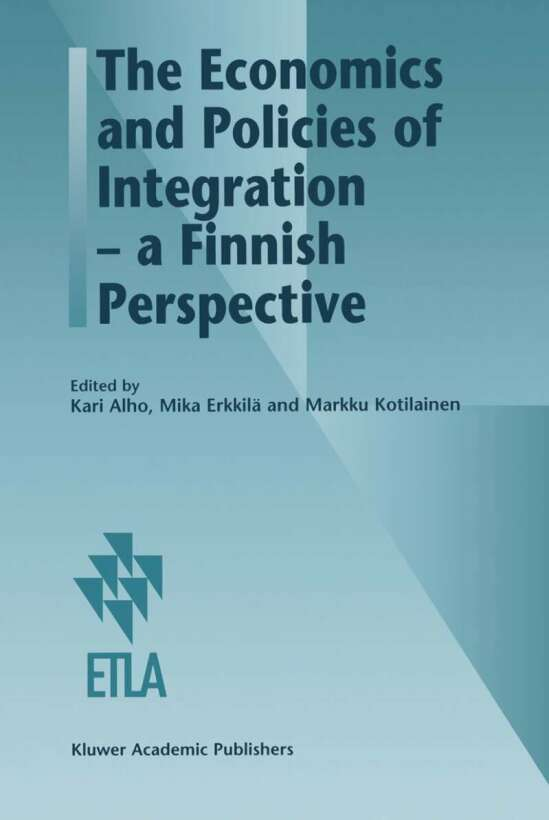 The Economics and Policies of Integration — a Finnish Perspective