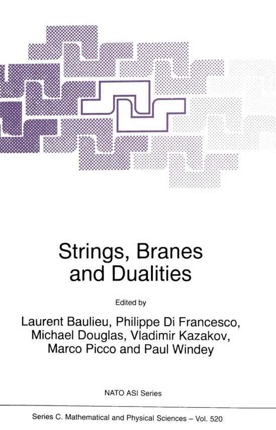 Strings, Branes and Dualities
