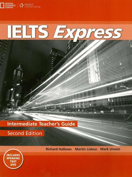 IELTS Express, 2nd Edition, Teacher's Guide, mit 1 DVD
