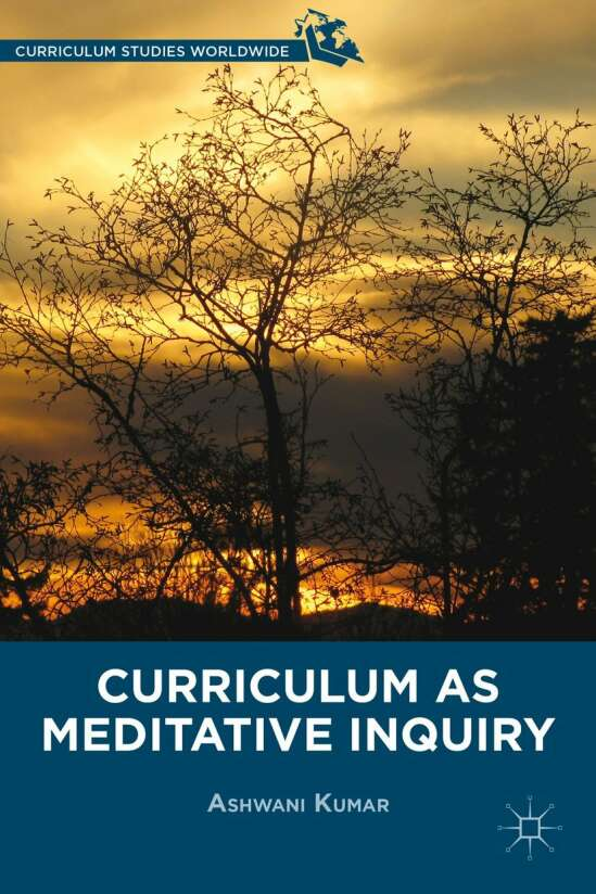 Curriculum as Meditative Inquiry
