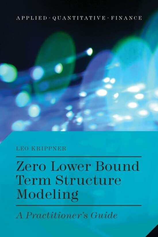 Zero Lower Bound Term Structure Modeling