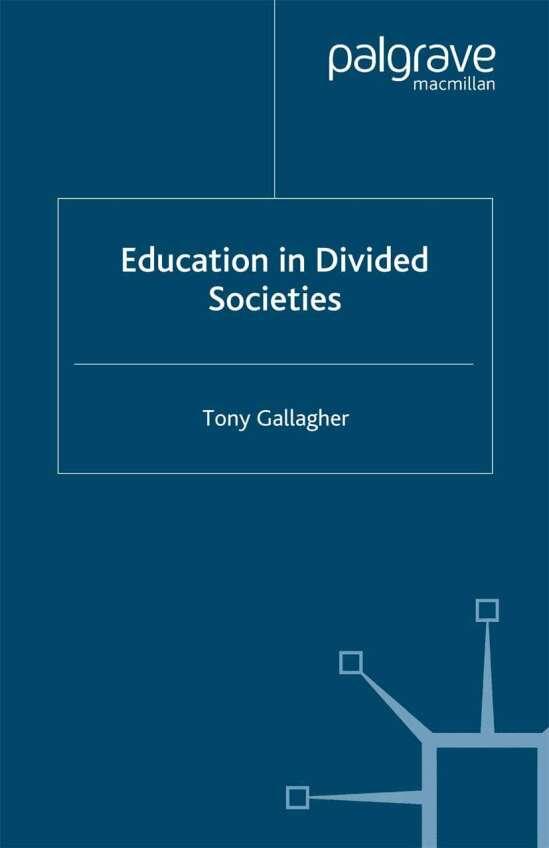 Education in Divided Societies