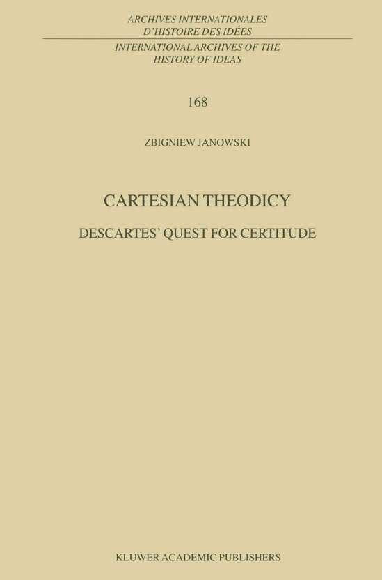 Cartesian Theodicy