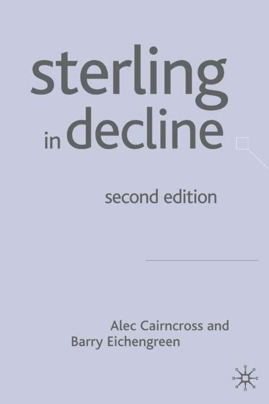 Sterling in Decline