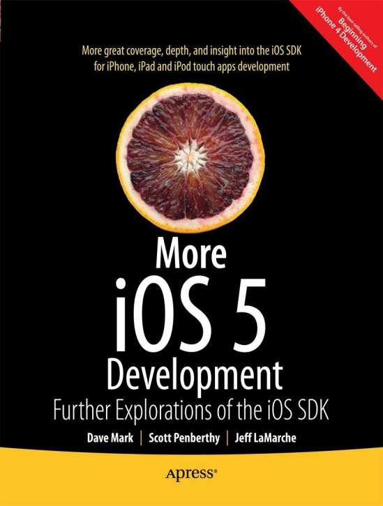More iOS 6 Development