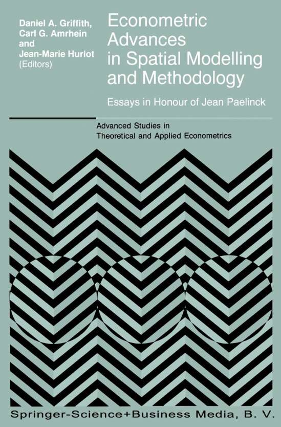 Econometric Advances in Spatial Modelling and Methodology