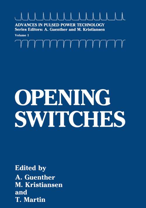 Opening Switches