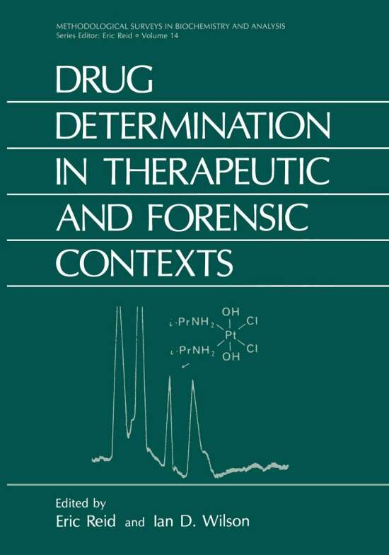 Drug Determination in Therapeutic and Forensic Contexts