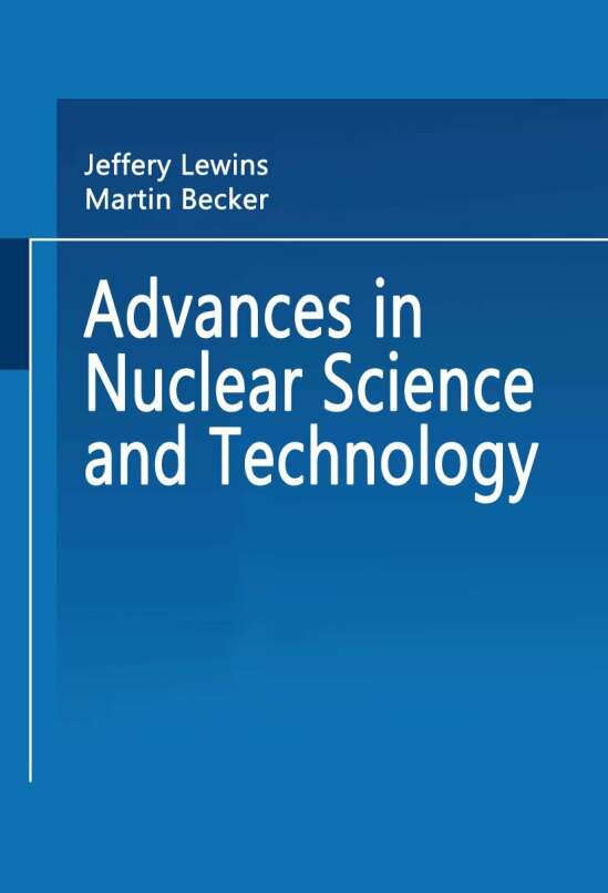 Advances in Nuclear Science and Technology