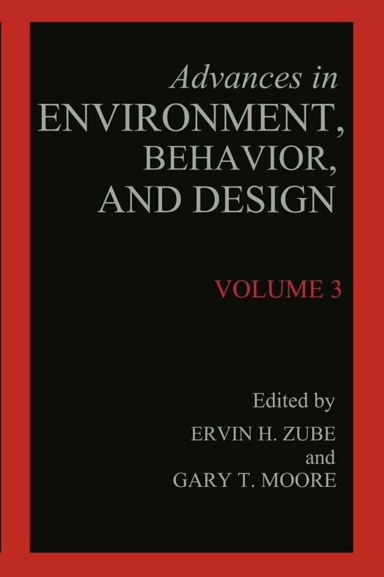 Advances in Environment, Behavior, and Design