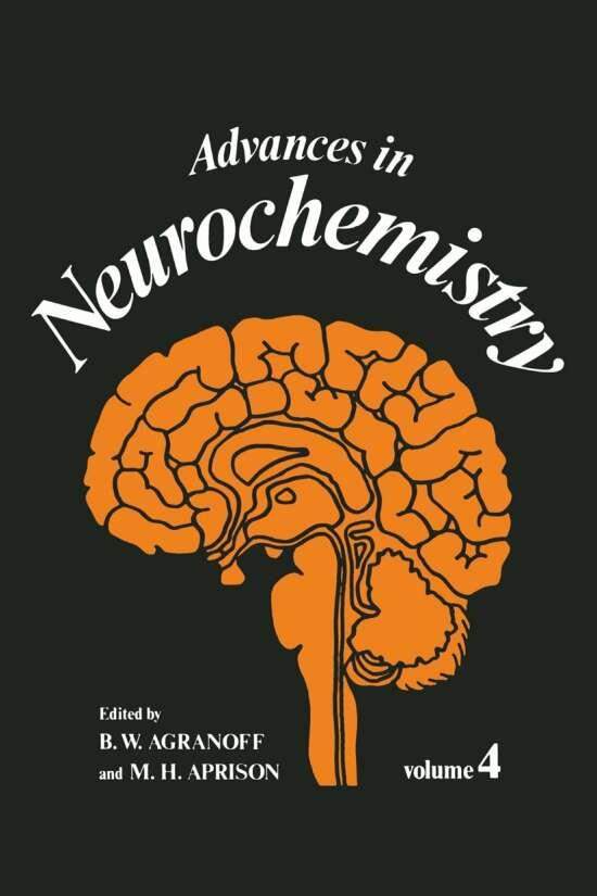 Advances in Neurochemistry