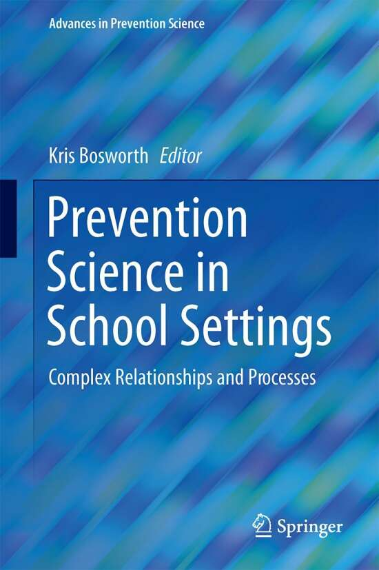 Prevention Science in School Settings