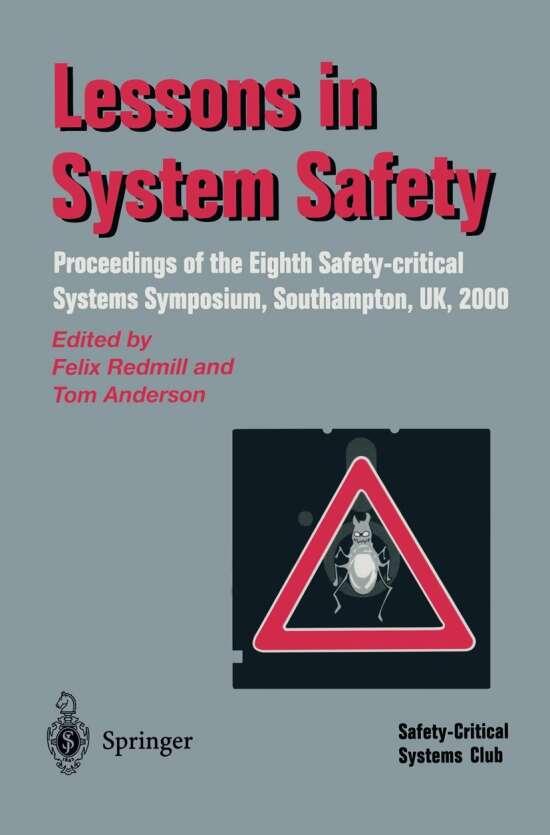 Lessons in System Safety