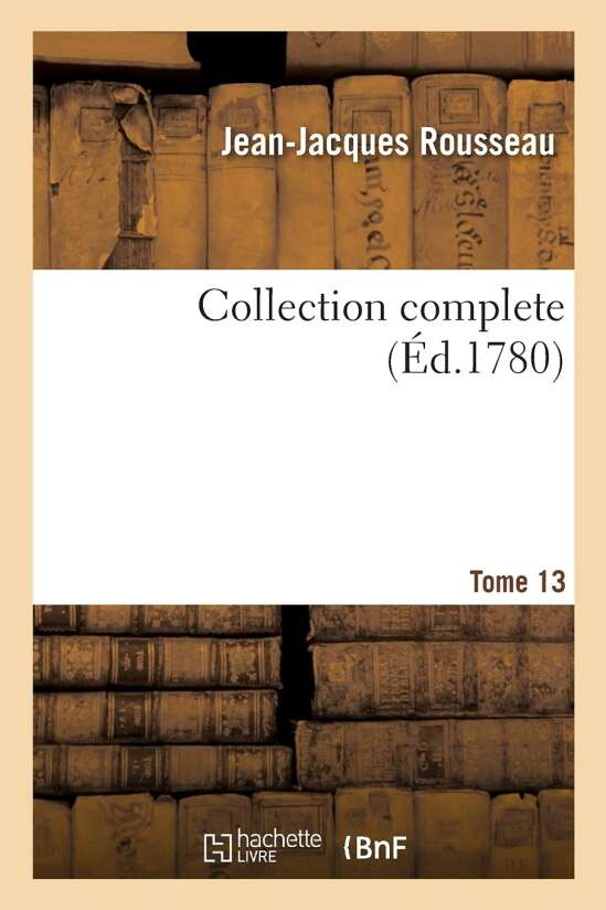 Collection complete. Tome 13