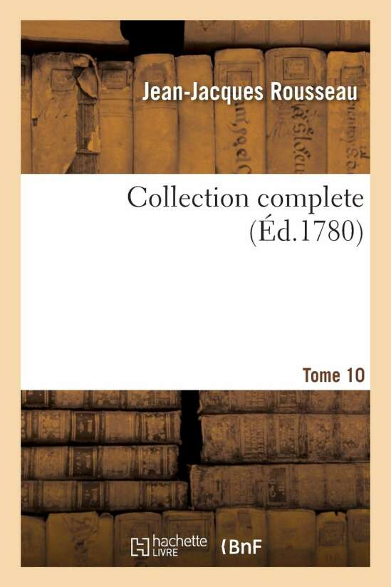 Collection complete. Tome 10