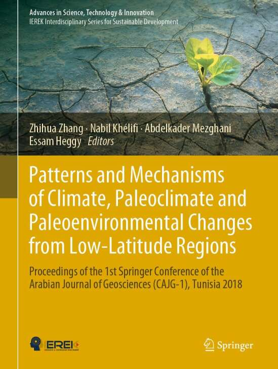 Patterns and Mechanisms of Climate, Paleoclimate and Paleoenvironmental Changes from Low-Latitude Regions