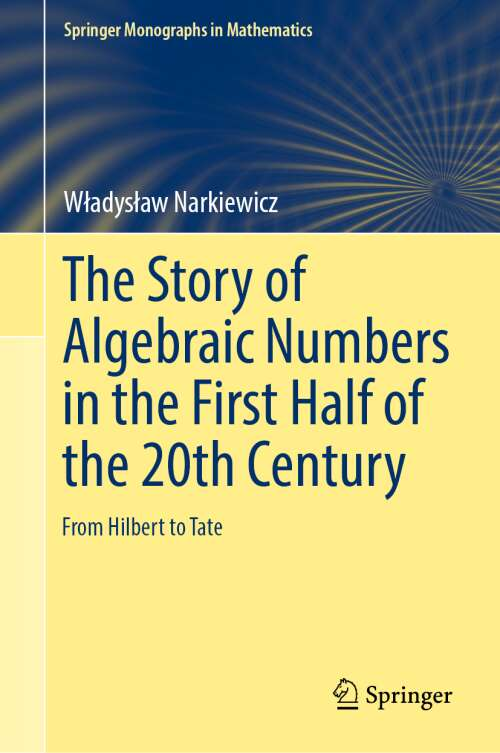 The Story of Algebraic Numbers in the First Half of the 20th Century