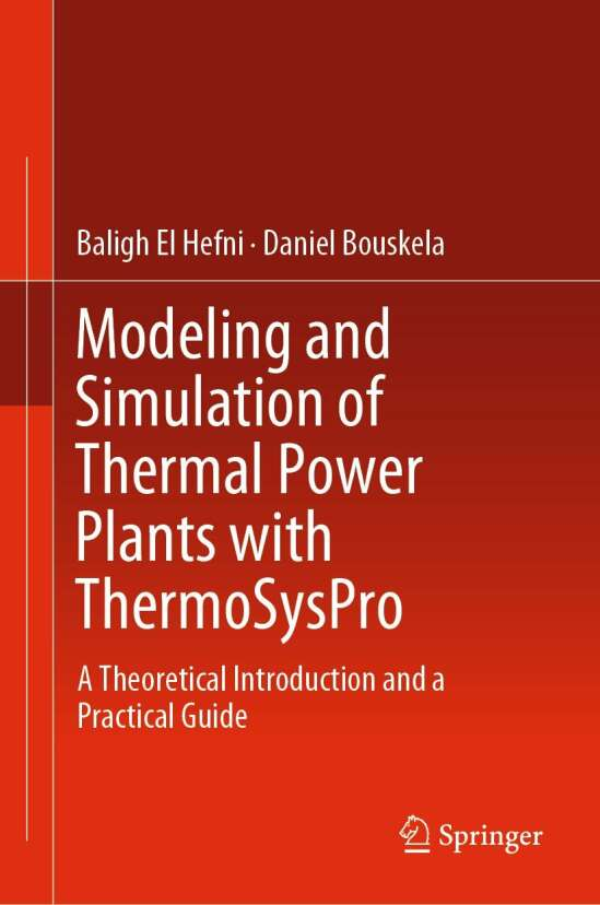 Modeling and Simulation of Thermal Power Plants with ThermoSysPro