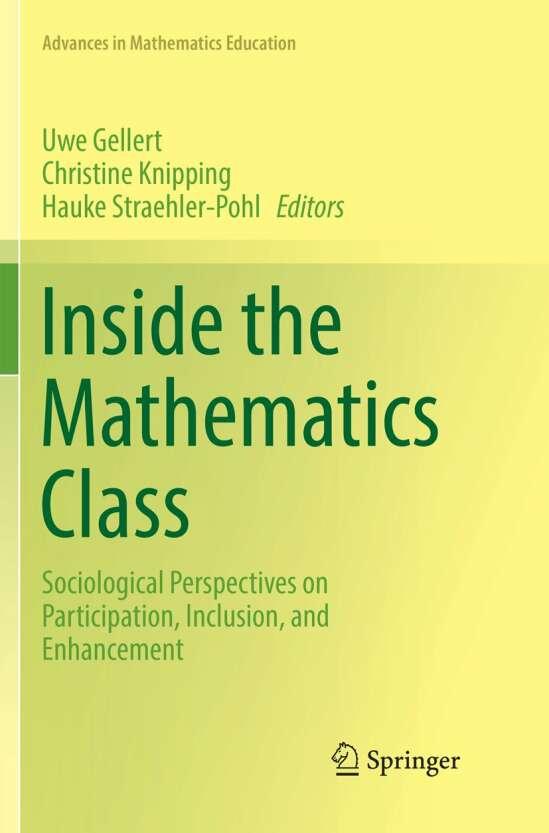 Inside the Mathematics Class