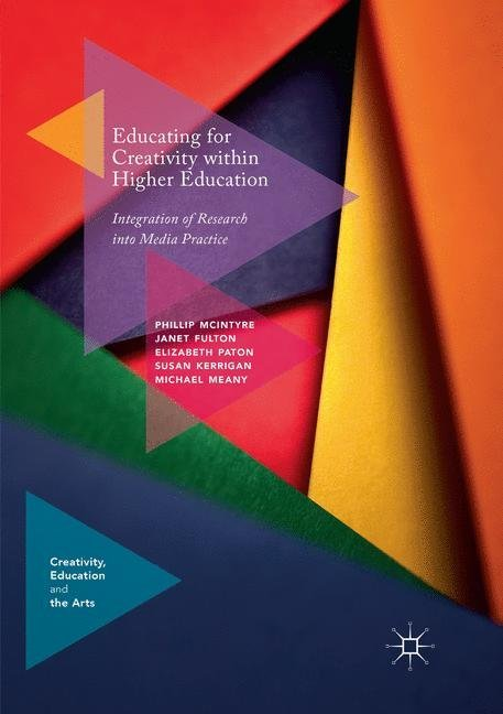 Educating for Creativity within Higher Education