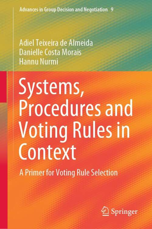 Systems, Procedures and Voting Rules in Context