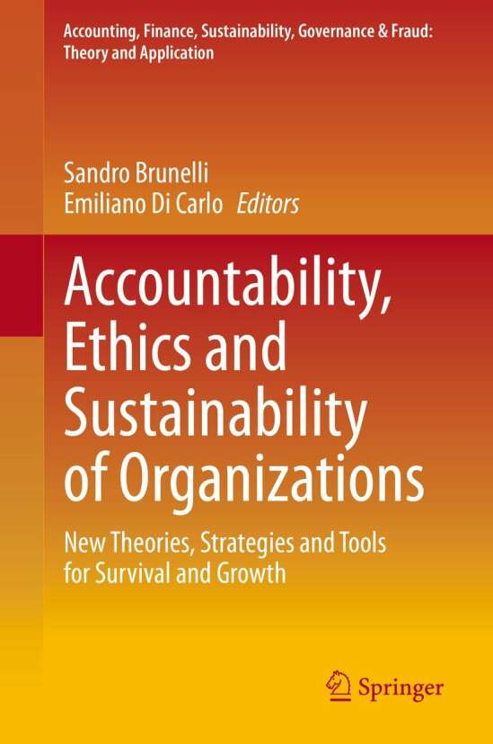 Accountability, Ethics and Sustainability of Organizations