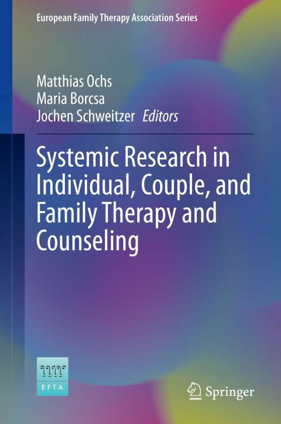 Systemic Research in Individual, Couple, and Family Therapy and Counseling