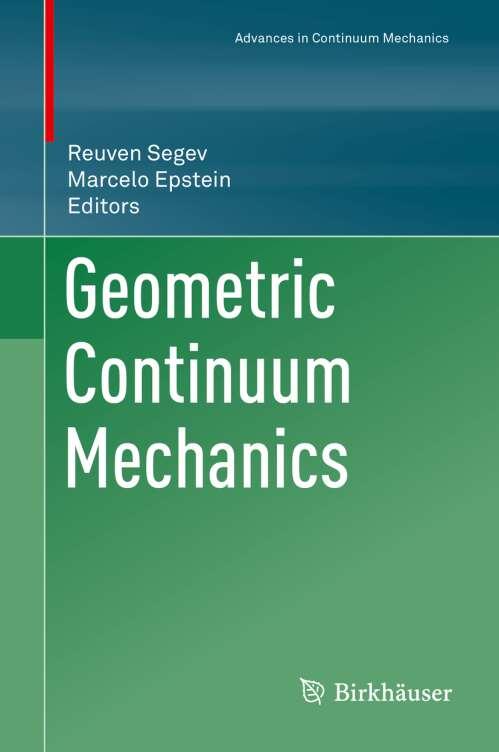 Geometric Continuum Mechanics