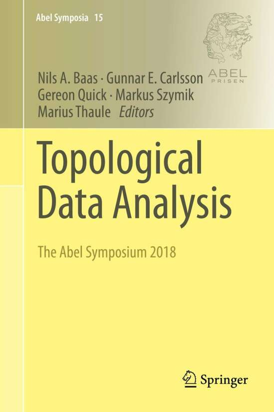 Topological Data Analysis