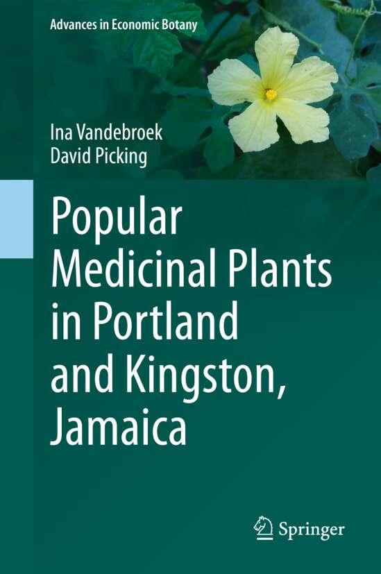 Popular Medicinal Plants in Portland and Kingston, Jamaica