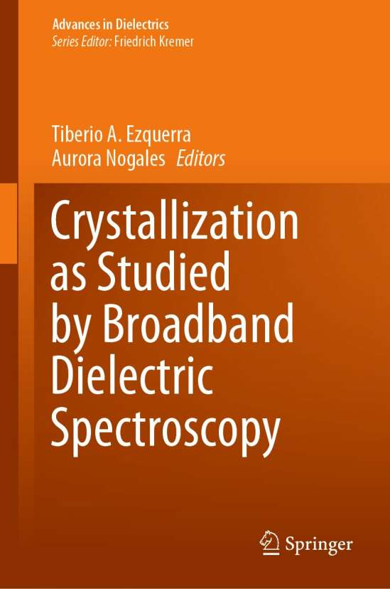 Crystallization as Studied by Broadband Dielectric Spectroscopy