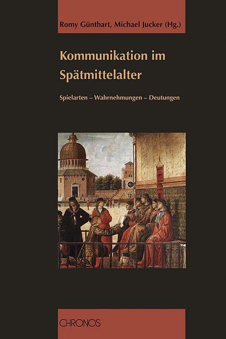 Kommunikation im Spätmittelalter