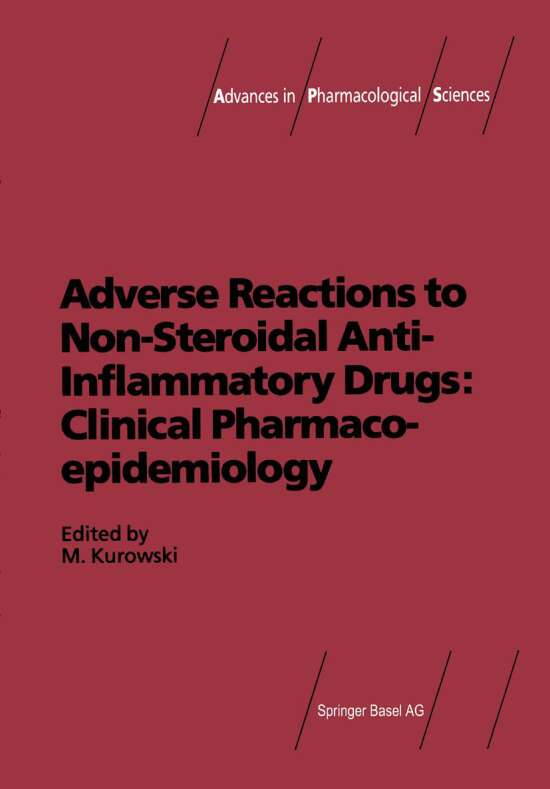Adverse Reactions to Non-Steroidal Anti-Inflammatory Drugs: Clinical Pharmacoepidemiology