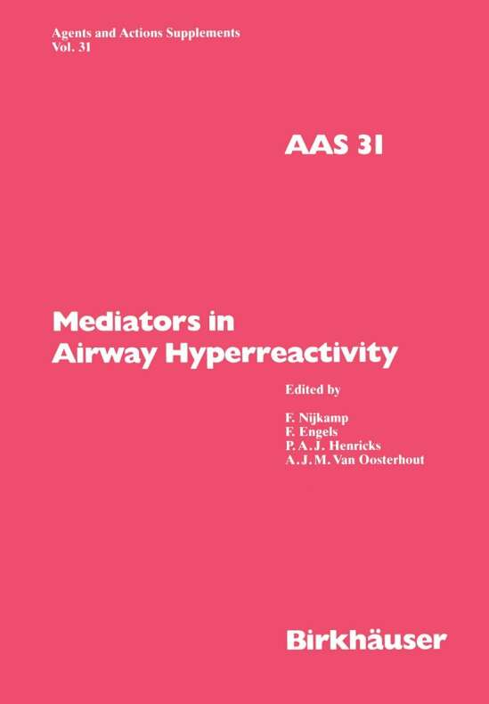 Mediators in Airway Hyperreactivity