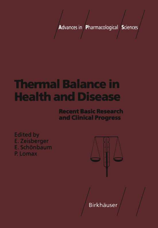 Thermal Balance in Health and Disease