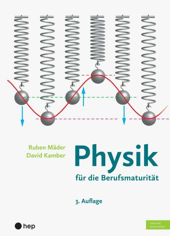 Physik für die Berufsmaturität (Print inkl. eLehrmittel, Neuauflage)