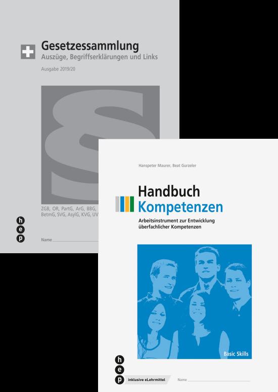 Handbuch Kompetenzen und Gesetzessammlung 2021/2022