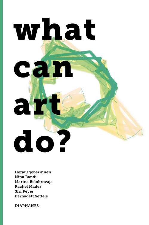 What can art do?