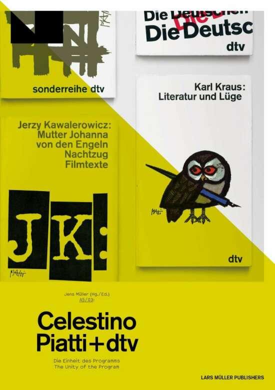 Celestino Piatti und dtv