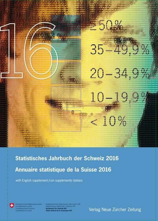 Statistisches Jahrbuch der Schweiz 2016 Annuaire statistique de la Suisse 2016