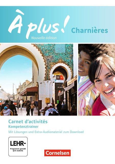 À plus ! - Nouvelle édition / Méthode intensive - Nouvelle édition - Charnières