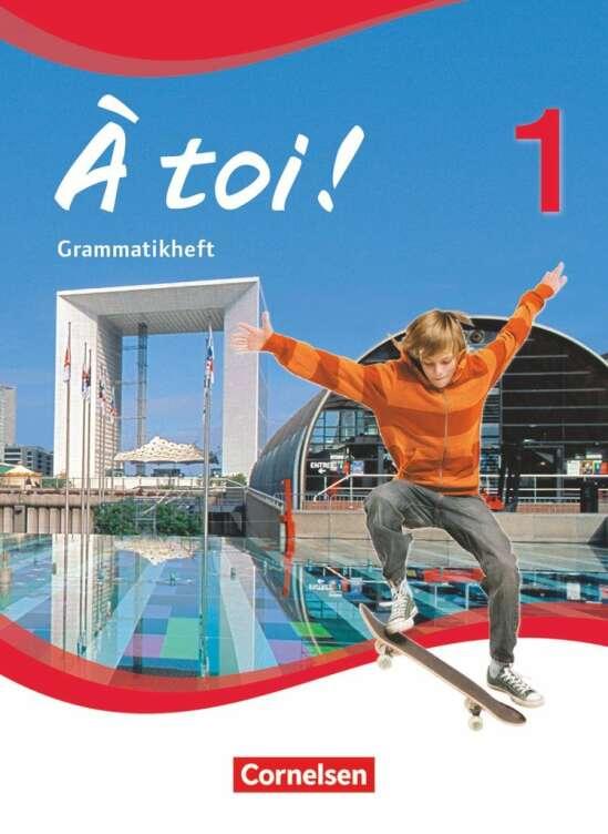 À toi ! - Vierbändige Ausgabe - Band 1