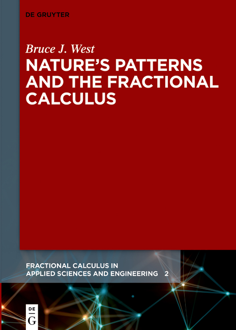 Nature's Patterns and the Fractional Calculus