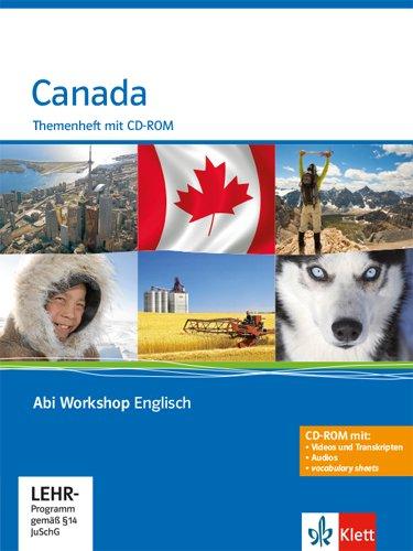 Canada. Themenheft mit CD-ROM
